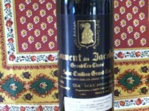 Couvent des Jacobins Saint-Emilion Bordeaux