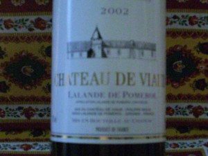 Chateau de Viaud 2002